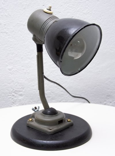 Desk lamp by Marianne Brandt for Kandem, 1930s