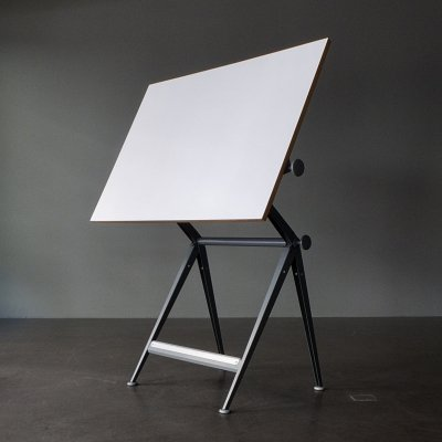 Reply Drafting Table by Friso Kramer & Wim Rietveld for Ahrend de Cirkel, 1950s