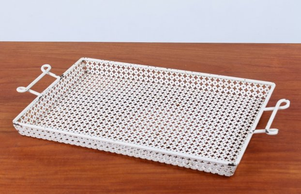 Chantilly Serving tray by Mathieu Matégot for Artimeta, 1950s