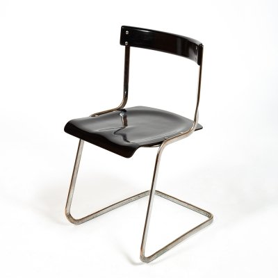 Rare chair by Swiss architect Flora Steiger Crawford
