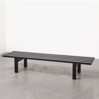 Martin Visser BZ71 Slatted Bench for 't Spectrum, 1960