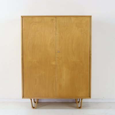 Small linen cabinet by Cees Braakman for UMS Pastoe, 1960s