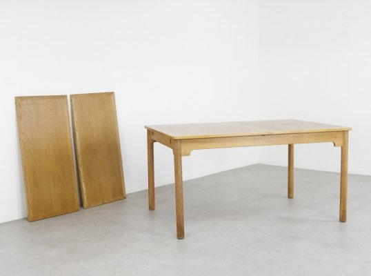 Large extendable 'Øresund' dining table by Børge Mogensen, 1960s