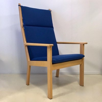 Armchair GE284A by Hans Wegner for Getama, 1970s