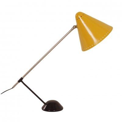 Yellow 'M1' Table Lamp by Floris Fiedeldij for Artimeta, ca. 1956
