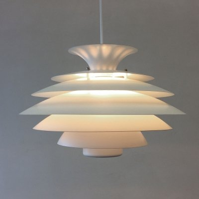 Hanging lamp by Form Light Denmark, 1970s
