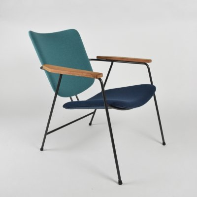 Very rare Kembo lounge chair designed by W. Gispen