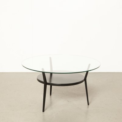 Rotonde Coffee table by Friso Kramer for Ahrend de Cirkel, 1960s
