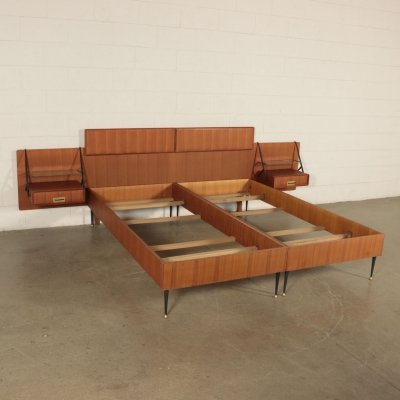 1960s Bedroom set by Silvio Cavatorta