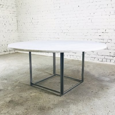 PK54 table by Poul Kjaerholm for E. Kold Christensen