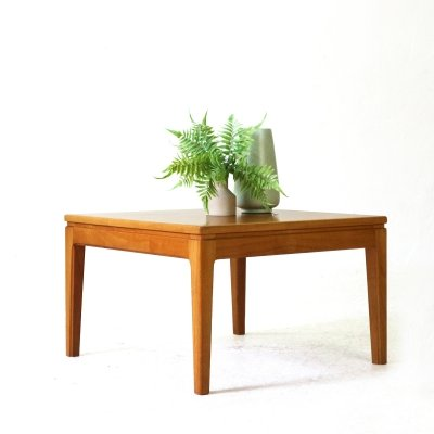 Small 1960s Cherrywood Coffee or Side Table