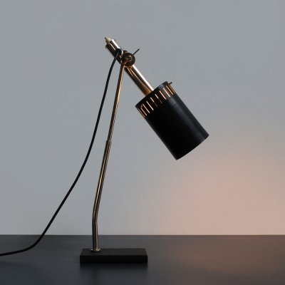 1960s desk lamp with adjustable shade