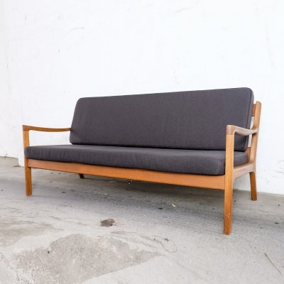 Teak Senator Sofa by Ole Wanscher, 1960s