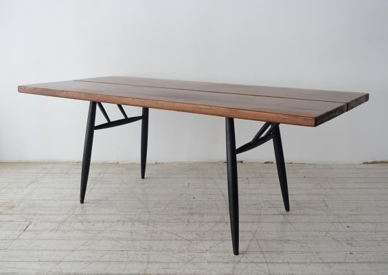 'Pirkka' dining table by Ilmari Tapiovaara for Laukaan Puu