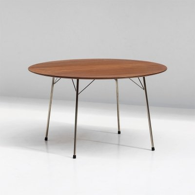 3600 model dining table by Arne Jacobsen for Fritz Hansen, 1950s