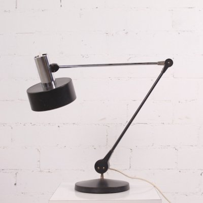 Vintage Architect Desk Lamp by Kaiser Leuchten, 1960s