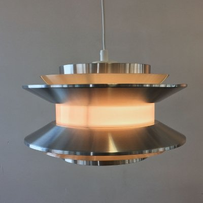 Aluminium pendant by Carl Thore for Granhaga, 1970s