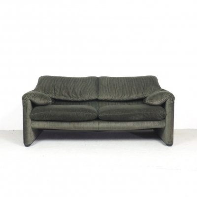 'Maralunga' sofa by Vico Magistretti for Cassina, Italy 1990s