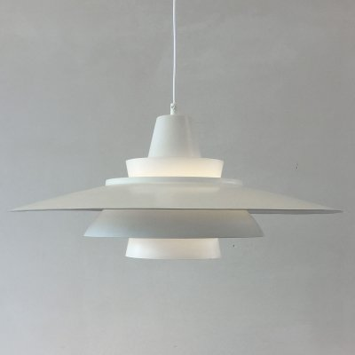 Hanging lamp by Superlight Denmark, 1970s
