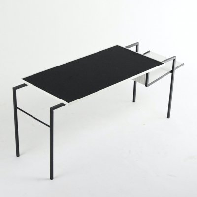 Rare sculptural coffee table by F. Fiedeldij for Artimeta, 1956