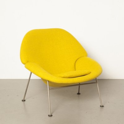 F555 armchair by Pierre Paulin for Artifort