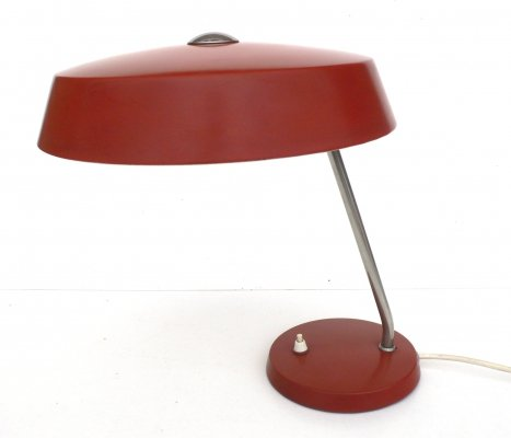 1950's Louis Kalff Desk Lamp