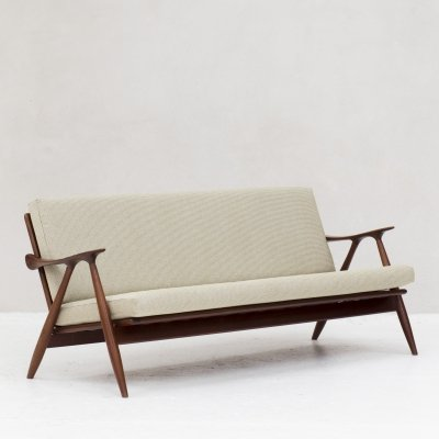 3-seater sofa for De Ster Gelderland, Dutch design 1960's