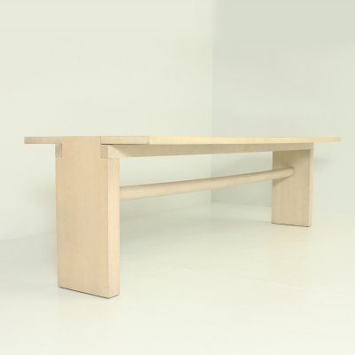 Valmanara Table by Carlo Scarpa for Simon International-Gavina