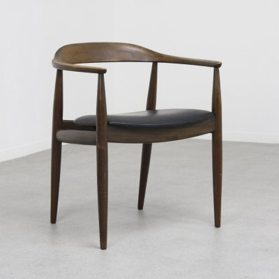 Arm chair by Illum Wikkelsø for N. Eilersen, 1960s