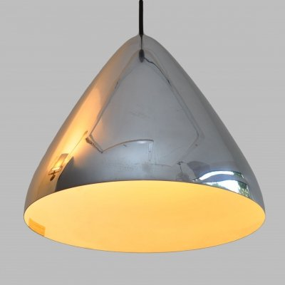 Conic pendant lamp by Lisa Johansson-Pape for Orno, 1970s