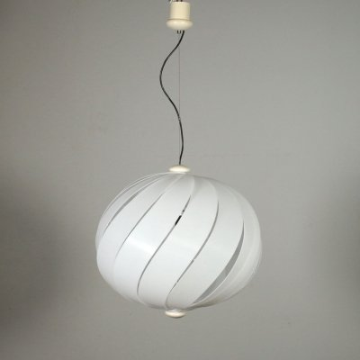 Alicante Pendant Lamp by C. Emanuele Ponzio for iGuzzini, 1960s