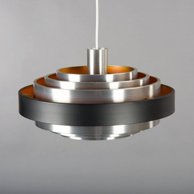 Ultra pendant lamp by Jo Hammerborg for Fog & Morup, 1960s