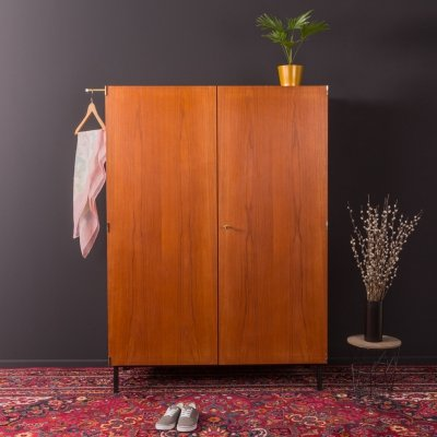 Teak wardrobe, Germany 1960s
