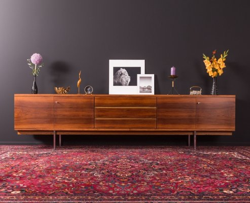 Rosewood sideboard, Germany 1960s