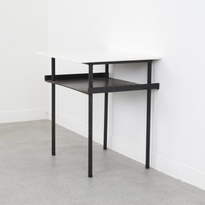 Night stand / side table by Wim Rietveld for Auping, NL 1950s