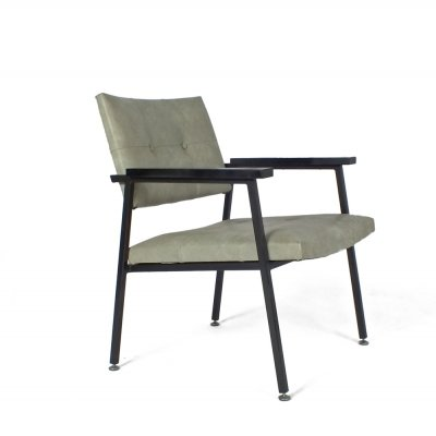 6 x Z10 arm chair by Gispen, 1960s