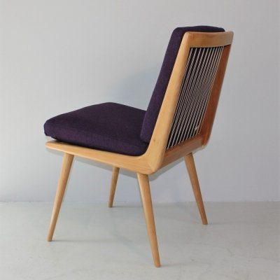 Boomerang Chair by Hans Mitzlaff, 1960s