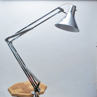 2 x desk lamp by Jacob Jacobsen for Luxo, 1960s