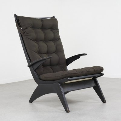 Lounge chair by Jan den Drijver for Woninginrichting De Stijl, 1940s