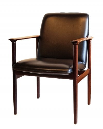 Rosewood Impala Chair by Cor Bontenbal for Fristho
