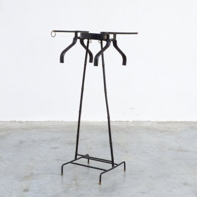 Valet Stand by Jacques Adnet