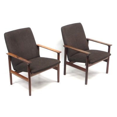 2x Vintage armchair by Cor Bontenbal for Fristho, 1960s