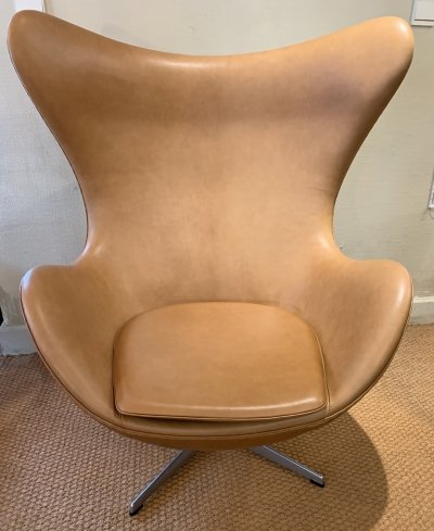 Egg lounge chair by Arne Jacobsen for Fritz Hansen, 1990s