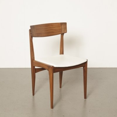 Dining room chair by Louis van Teeffelen for Webe / AWA