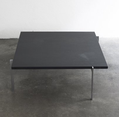 PK61 slate coffee table by Poul Kjaerholm, 1990s