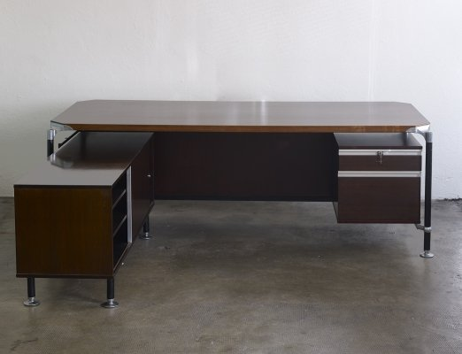 Writing desk by Ico Parisi for MIM Roma, 1950s