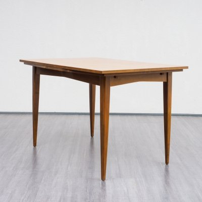 Vintage Extendable (120 - 201cm) Dining Table in Cherrywood, 1960s