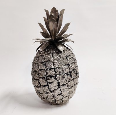 Vintage pineapple ice bucket by Hans Turnwald for Freddo Therm, 1970s