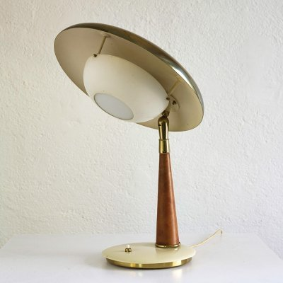 Desk lamp by Angelo Lelii for Arredoluce, 1950s