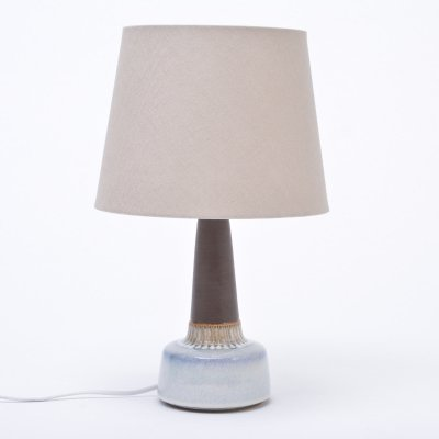 Mid-Century-Modern stoneware table lamp model 1080 by Einar Johansen for Søholm